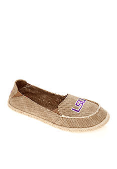 Campus Cruzerz Louisiana State Canvas Collegiate Flat