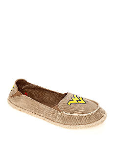 Campus Cruzerz West Virginia Canvas Collegiate Flat