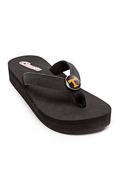 Campus Cruzerz Tennessee Volunteers Venice Beach Flip Flop
