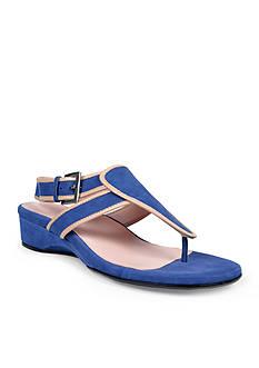 Taryn Rose Kiss Wedge Sandal