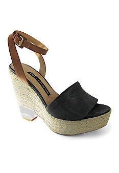 French Connection Abby Wedge Sandal
