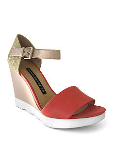 French Connection Jolie Wedge Sandal