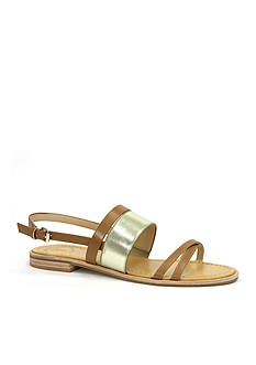 French Connection Hallie Elastic Banded Sandal