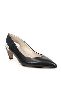 French Connection Kourtney Mid Heel Slingback Pump