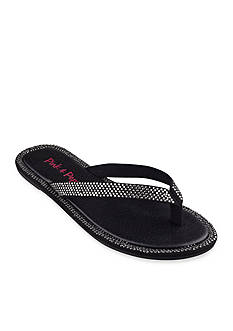 Pink & Pepper Edgie Sandal