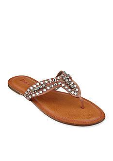 Pink & Pepper Shimmer Sandal