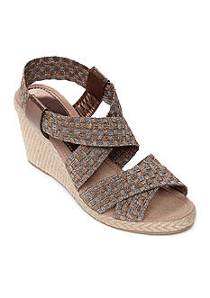 André Assous Dennie Wedge Sandals