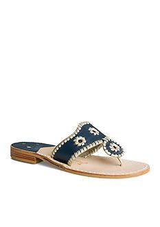 Jack Rogers Palm Beach Slip-On Sandals