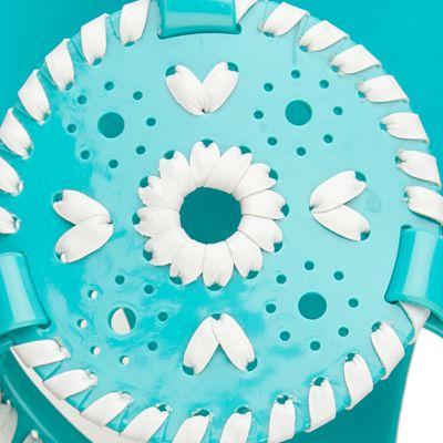Flat Sandals for Women: Blue/White Jack Rogers Georgica Jelly Sandal