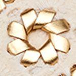 Flat Sandals for Women: Ecru /      Eyelet Jack Rogers Jacks Eyelet Sandal