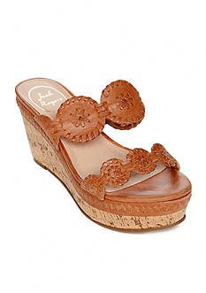 Jack Rogers Leigh Wedge Slides