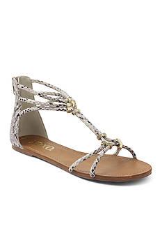 XOXO Gemini Sandal