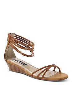 XOXO Donna Wedge Sandal