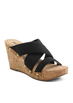XOXO Belicia Wedge Sandal