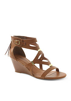 XOXO Sierra Wedge Sandal