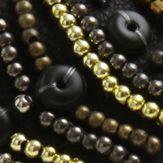 Flat Sandals for Women: Black XOXO Razzy Sandal - Online Only