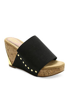 XOXO Benson Wedge Sandal