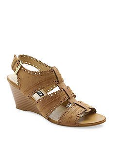 XOXO Sariah Wedge Sandal