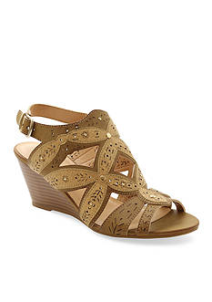 XOXO Shani Wedge Sandal