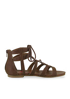Jellypop Albany Lace Up Gladiator Sandal