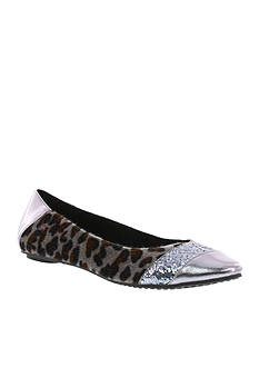 Footzyfolds Jacinta Flat - Available in Extended Sizes - Online Only