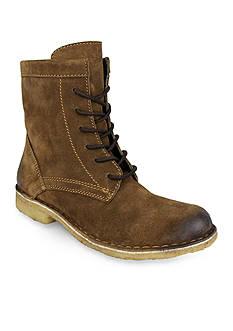 Naughty Monkey Shasta Peake Laceup Combat Boots