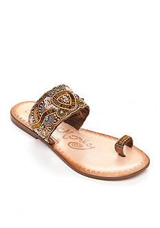Naughty Monkey Adella Toe Ring Sandal