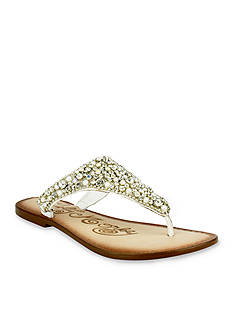 Naughty Monkey Bright Slide Hooded Jewel Sandals