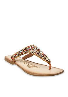 Naughty Monkey Bright Slide Hooded Jewel Sandals