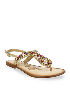 Naughty Monkey Rock On Sling Back Sandal