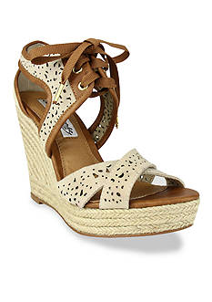 Naughty Monkey Starshine Wedge Sandal