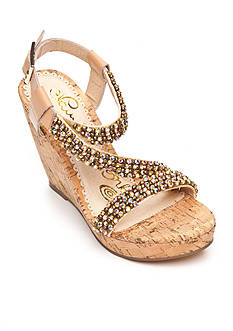 Naughty Monkey Sugar Rush Wedge Sandal