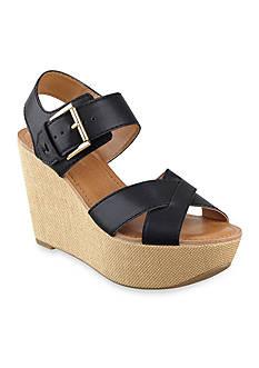 Tommy Hilfiger Fizz2 Crisscross Wedge Sandals