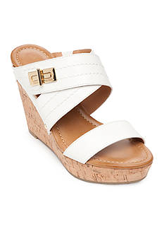 Tommy Hilfiger MIli2 Cork Wedge Sandal