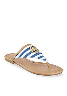 Tommy Hilfiger Steph2 Thong Stripe Sandal