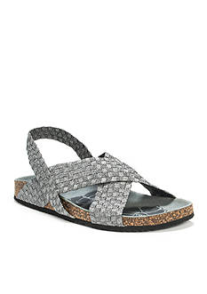 MUK LUKS Morgan Wedge Sandal
