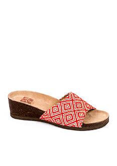 Muk Luks Lea Slide Sandal