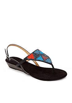 Muk Luks Maya Sandal
