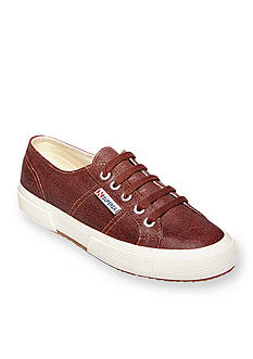 Superga® Waxed Suede Sneaker