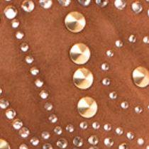 Womens Designer Boots Sale: Cognac Lauren Lorraine Lola Boot