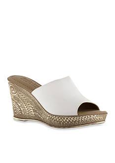 Bella-Vita Mileto Wedge Sandals
