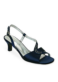 David Tate Crescent High Heel Sandal - Available in Extended Sizes - Online Only