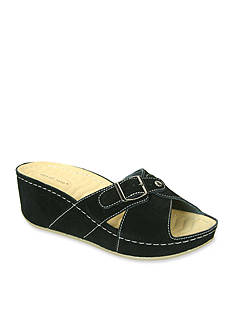 David Tate Fay Sandal - Available in Extended Sizes - Online Only