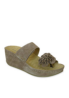 David Tate Jolly Wedge Sandal