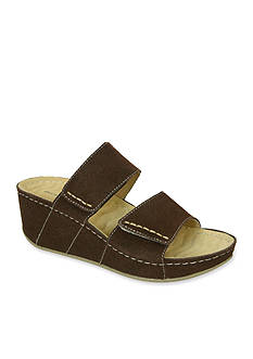 David Tate Paris Wedge - Available in Extended Sizes - Online Only