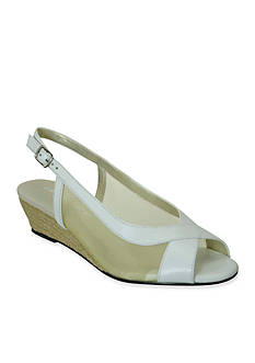 David Tate Portos Slingback Wedge - Available in Extended Sizes - Online Only