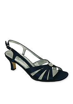 David Tate Rosette Slingback Sandal - Available in Extended Sizes - Online Only
