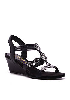 New York Transit Love You Wedge Sandals