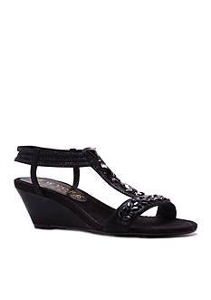 New York Transit Valid Choice Wedge Sandals