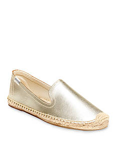 SOLUDOS Metallic Smoking Slipper